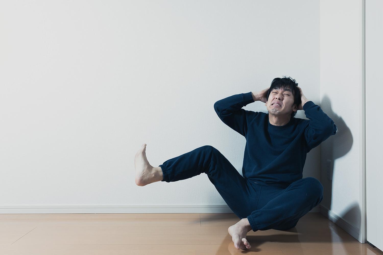 ストレスで体が痺れるは本当?重たい病気なの?