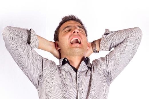 ストレスでハゲるは本当?理由・原因・対処法とは